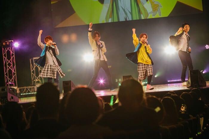 『Readyyy!』プロジェクトが「ゴー☆ルドステージ Vol.2」で新情報を公開!