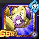 SSR【金色の帝王】ゴールデンフリーザ