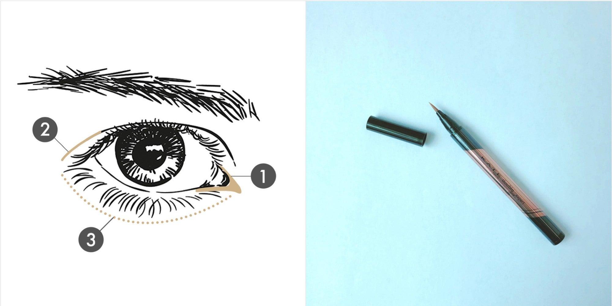 画像 デカ目、小顔、鼻筋シュッ。3つのプチプラ「整形級コスメ」で脱・和顔