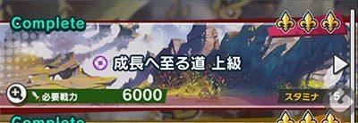 戦力6000