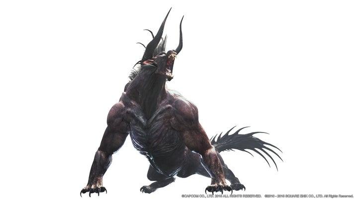 異世界からの新たなモンスター、魔獣「ベヒーモス」が登場!の画像