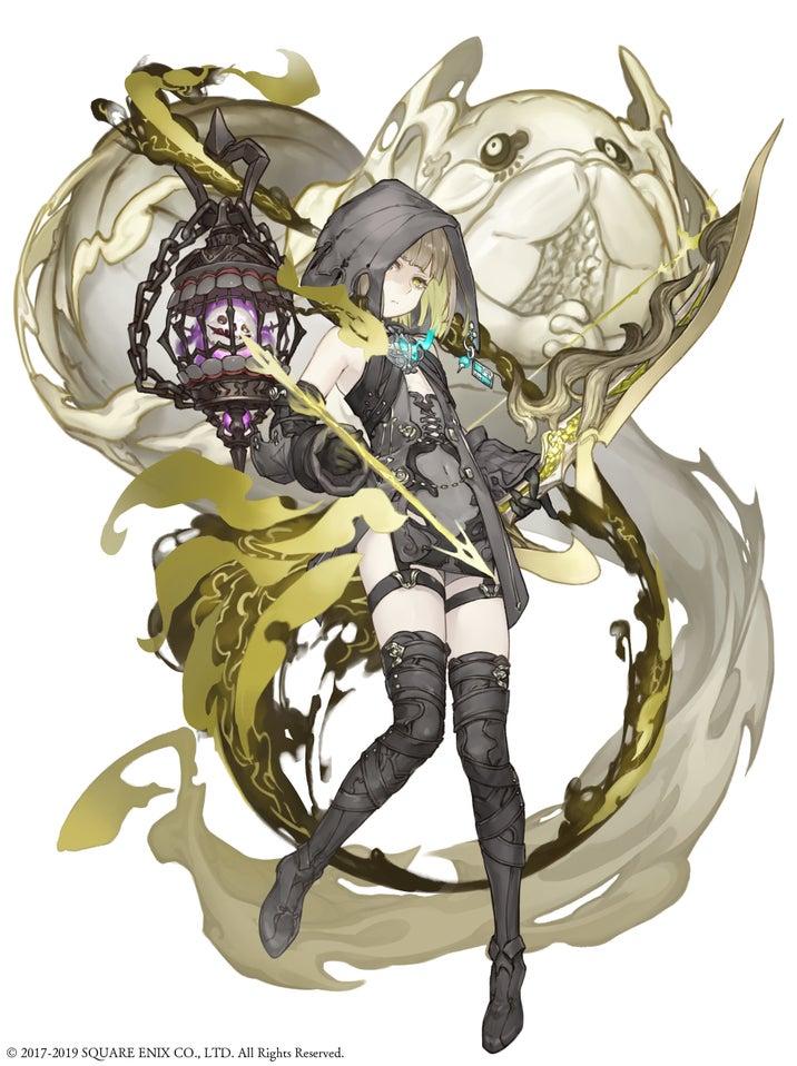 【グレーテル/嫉蛇のハーフナイトメア】の画像