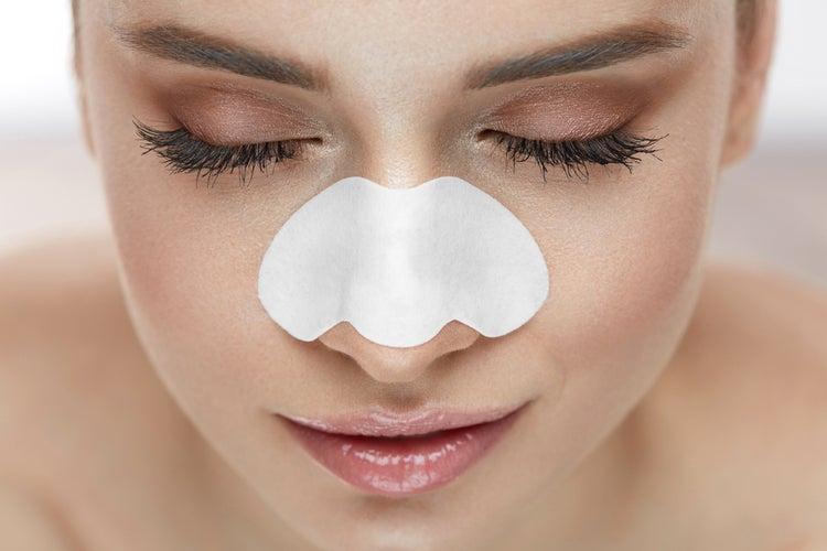 鼻 シート