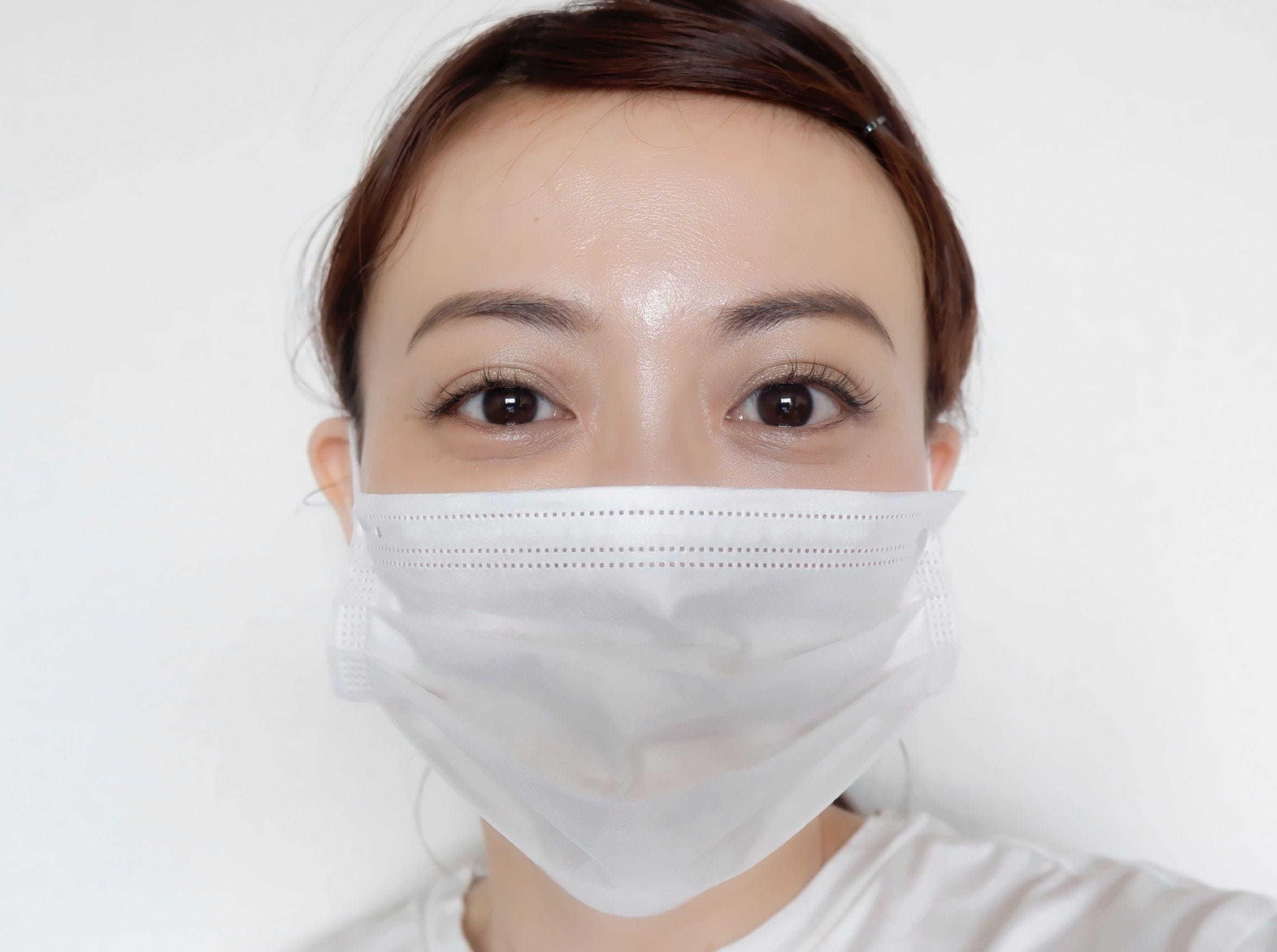 老け顔・怒り顔は眉毛のせいかも。マスクでも好印象を与えるプロおすすめ「アーチ眉」